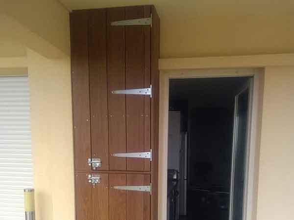 meuble ext rieur rangement. Black Bedroom Furniture Sets. Home Design Ideas